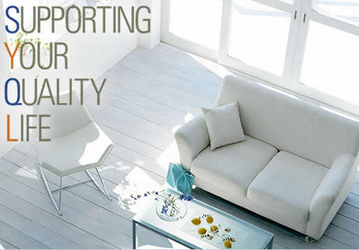 SUPPORTING YOUR QUALITY LIFE